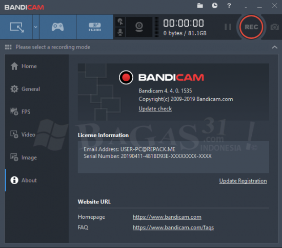 Bandicam 4.4.0 Full Version 2