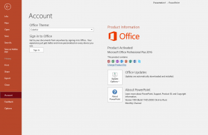 microsoft office 2016 activator