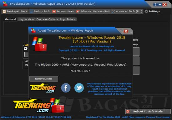 Windows Repair Pro 4.4.6 Full Version