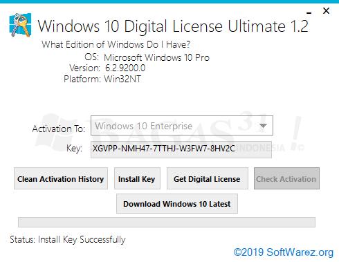windows 10 license