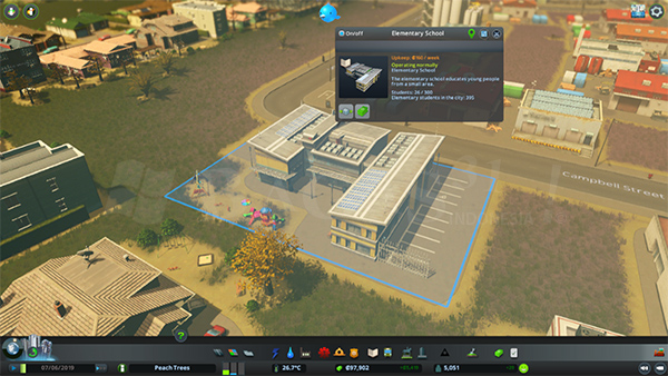 Cities Skylines Campus Full Version