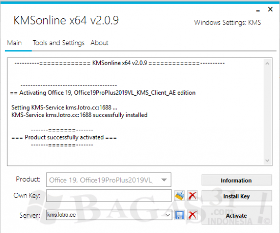 KMSonline 2.0.9