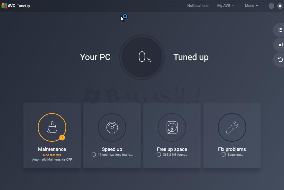 AVG TuneUp 2019 19.1 Build 995 Full Version
