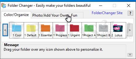 Folder Changer 4.0 Full Version