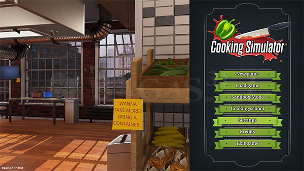Cooking Simulator Full Version