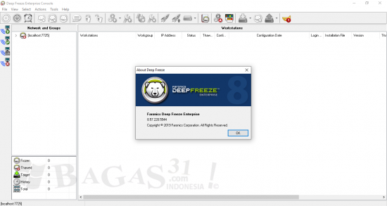 Deep Freeze Enterprise 8.57 Full Version