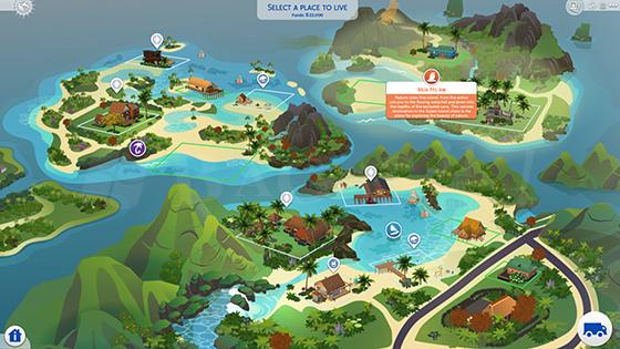 The Sims 4 Full Update DLC Packs