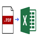 PDF To Excel Converter 4.8.8 Full Version
