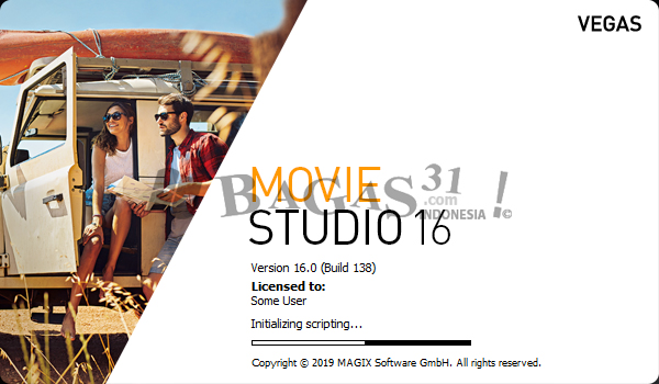 MAGIX VEGAS Movie Studio 16