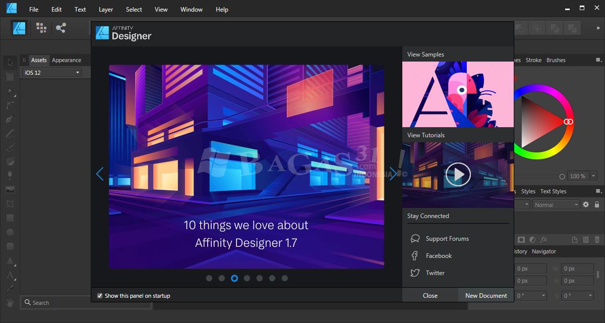 Serif Affinity Designer 2019 1.7.1.404 Full Version