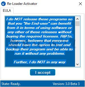 Re-Loader Activator 3.0 Beta 3 Final 1
