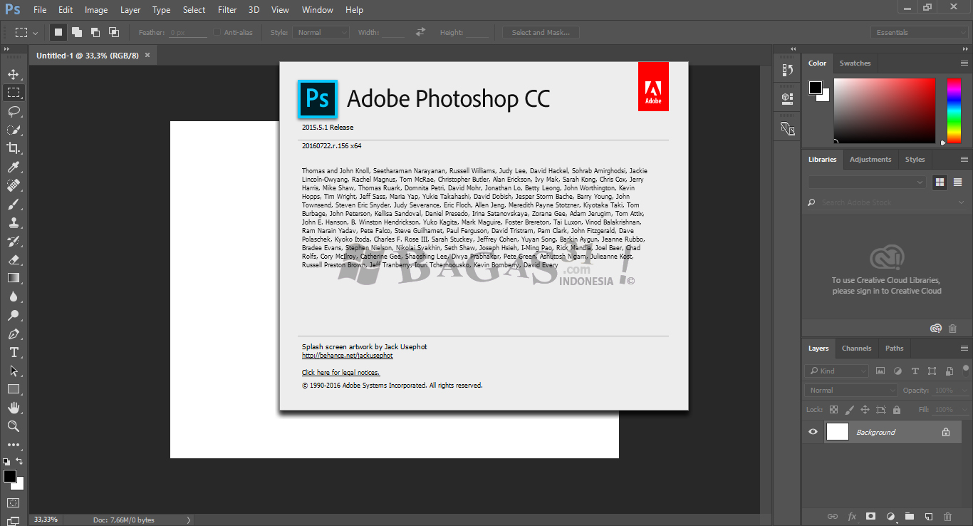 Adobe Photoshop CC 2015 5