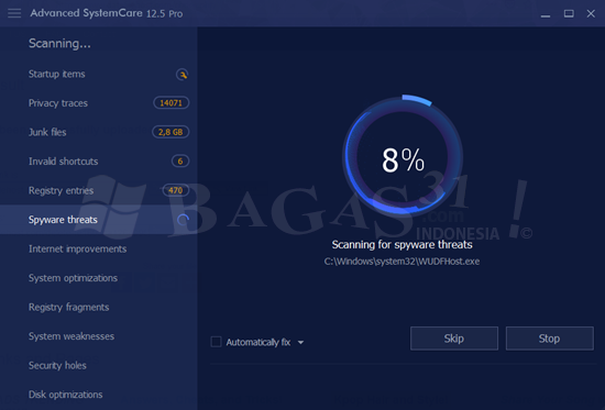 Advanced SystemCare Pro 12.5 Full Version 2
