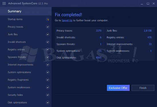 Advanced SystemCare Pro 12.5 Full Version 4