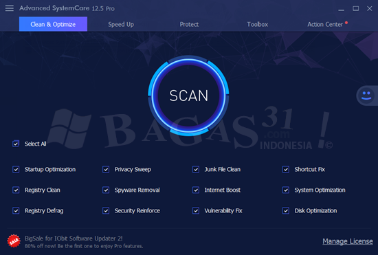 Advanced SystemCare Pro 12.5 Full Version 5