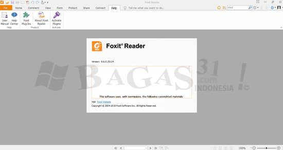 Foxit Reader 9.6.0.25114 Full Version 1