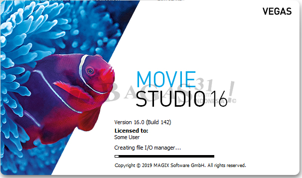 MAGIX VEGAS Movie Studio Platinum 16