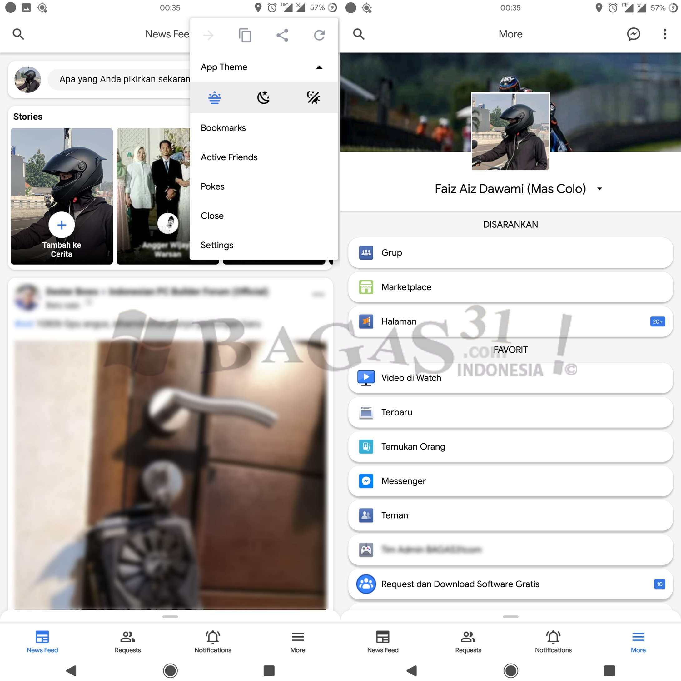 Swipe For Facebook Pro 8.0 Apk
