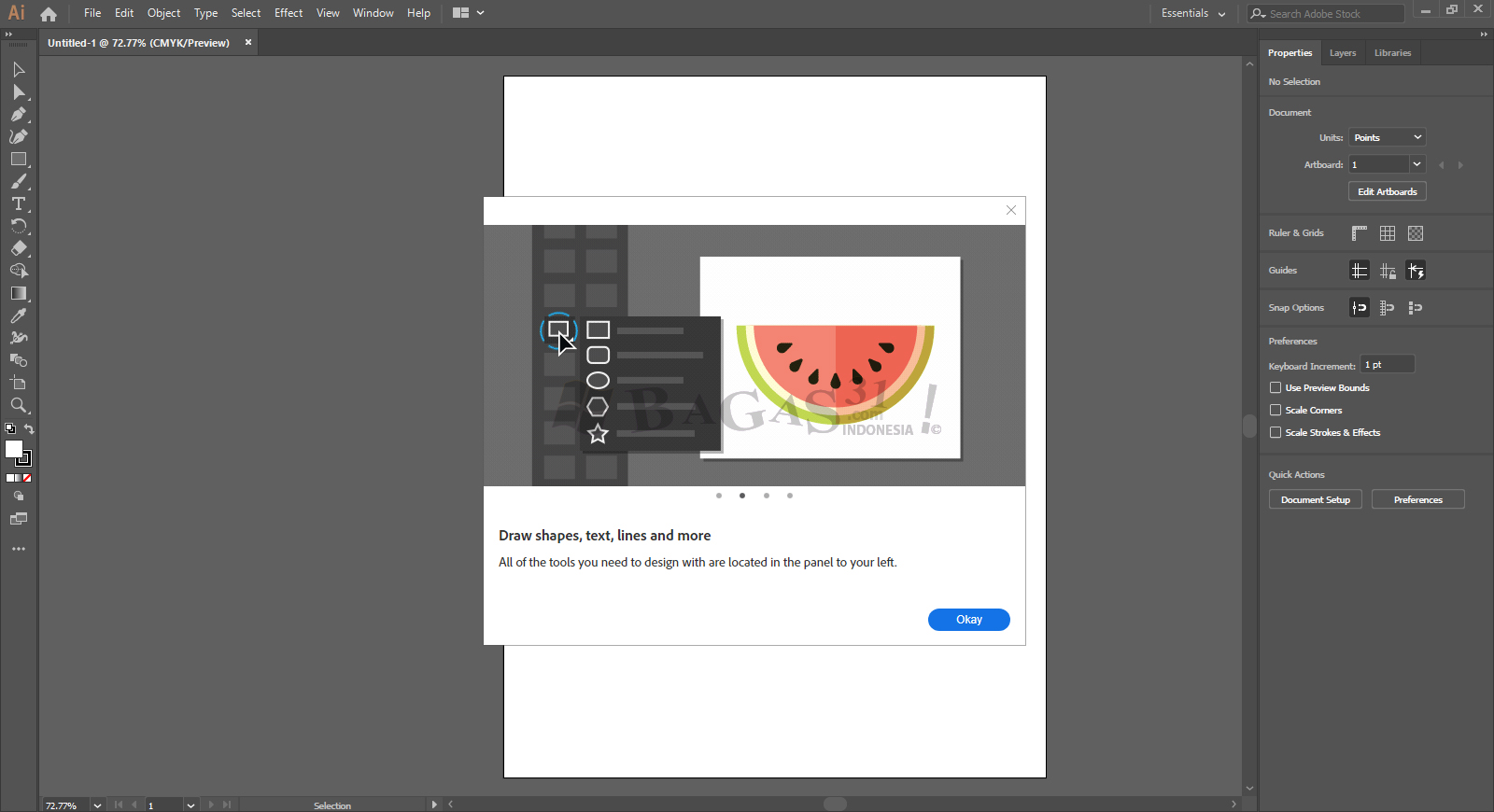 Adobe Illustrator CC 2019 23