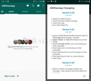 GB WhatsApp 9.65 Apk 2