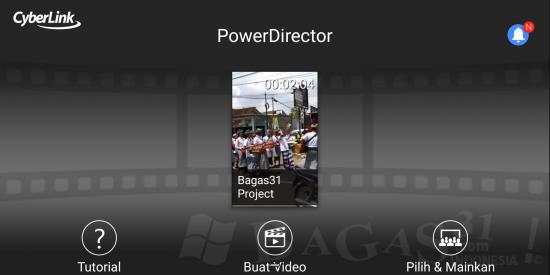 PowerDirector Video Editor 6.2.0 Apk Unlocked