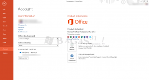 microsoft office 2013 activated