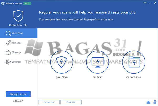 Glarysoft Malware Hunter Pro 1.88.0.674