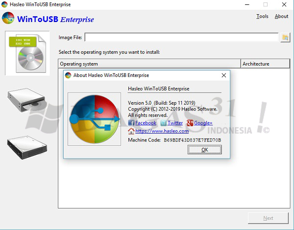 WinToUSB Enterprise 5.0 Full Version