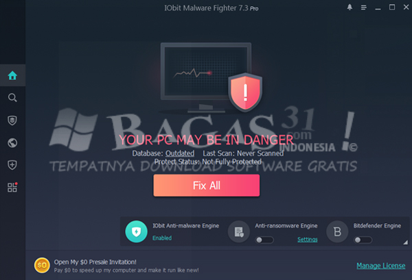 IObit Malware Fighter Pro 7.3.0 Full Version
