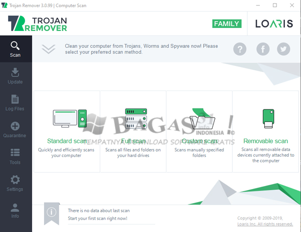 Loaris Trojan Remover 3.0.99 Full Version