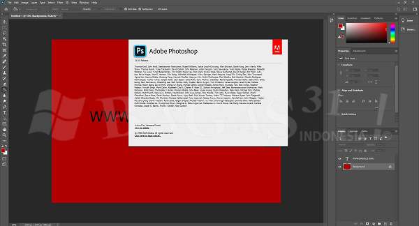 Adobe Photoshop CC 2020 21.0.0.37 Full Version