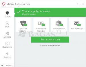 Avira Antivirus Pro 15.0.1909.1591 Full version 2