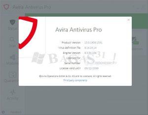 Avira Antivirus Pro 15.0.1909.1591 Full version 3