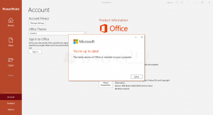 Microsoft Office 2016 key