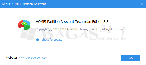 AOMEI Partition