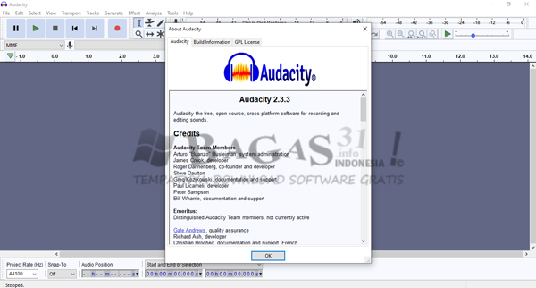 Audacity 2.3.3 Full Version 1