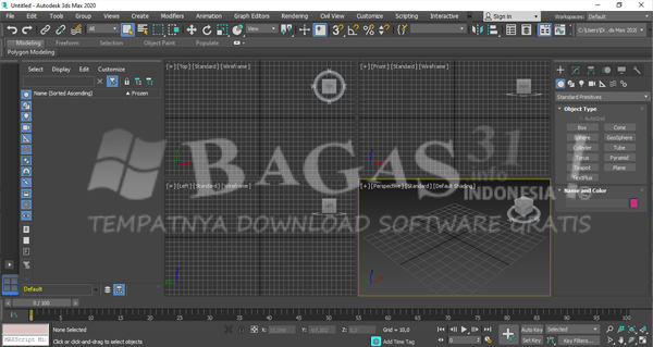 Autodesk 3ds Max 2020 Full Keygen