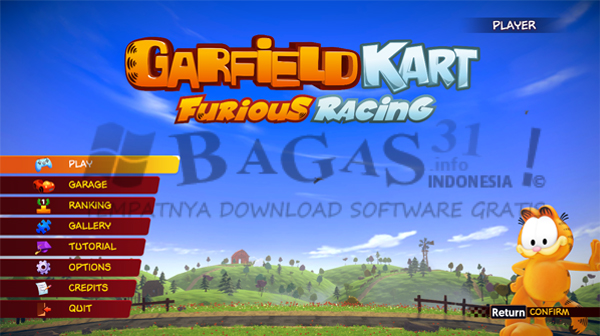 Garfield Kart Furious Racing Full Repack