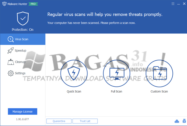 Glarysoft Malware Hunter Pro 1.91.0.677 Full Version