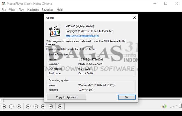 K-Lite Mega Codec 15.2.1