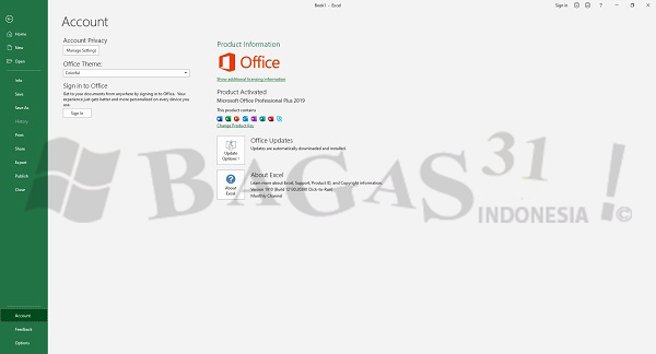 Microsoft Office 2016 Pro Plus 1910 Build 12130.20390