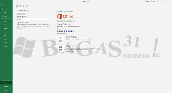 Microsoft Office 2016 Pro Plus 1910 Build 12130.20272