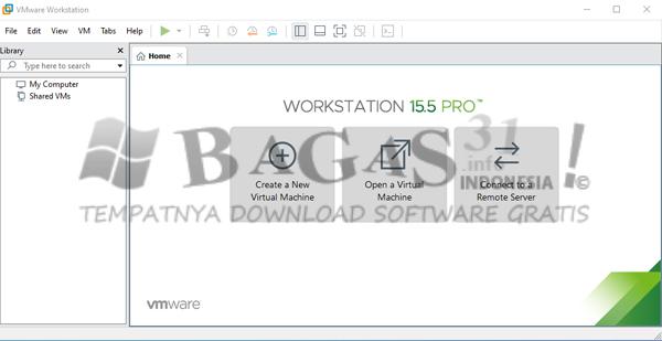 VMware Workstation Pro 15.5.1 Full Version