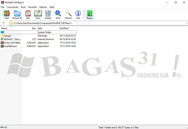 WinRAR 5.80 Beta 4 Full Version
