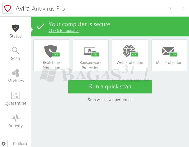 Avira Antivirus Pro 2019 15.0.1911.1648 Full Version 3