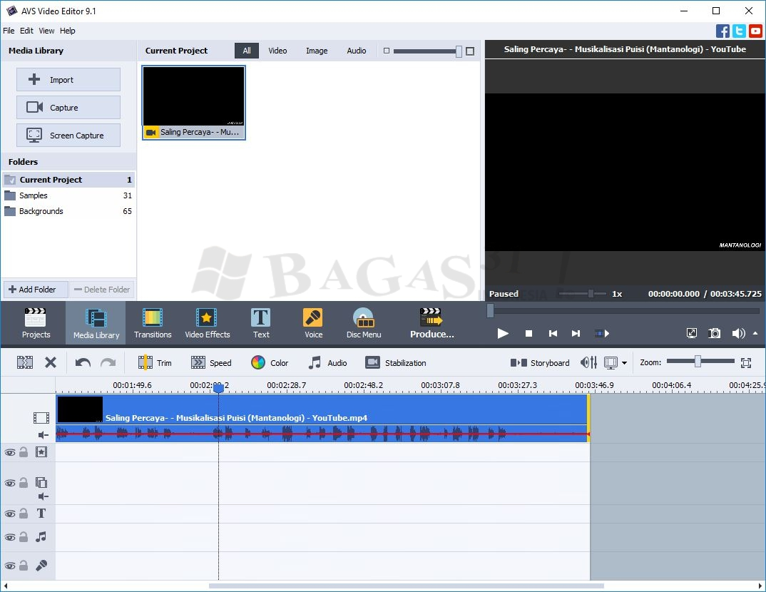 AVS Video Editor 9.1.2.340 Full Version 3