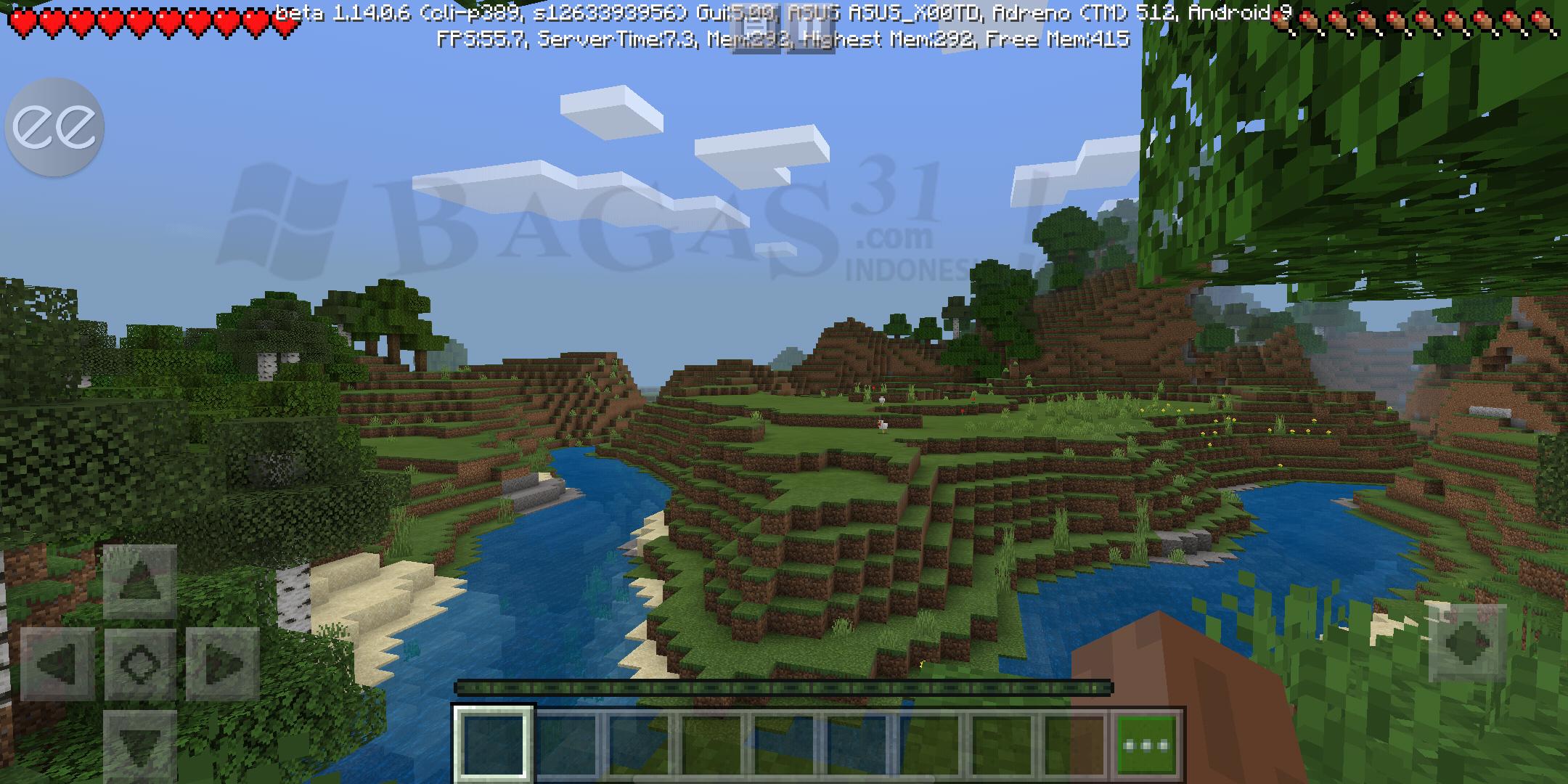 Minecraft Pocket Edition 1.14.0.6 Mod APK