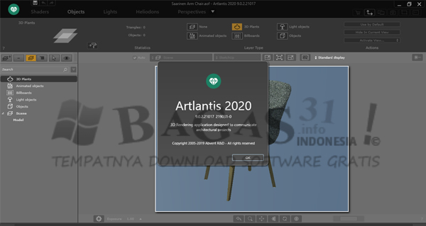 Artlantis 2020 Full Version