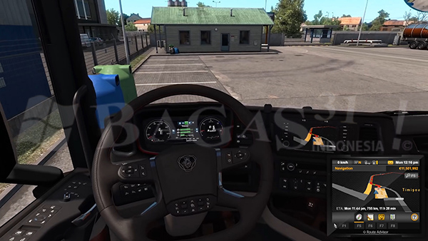 Euro Truck Simulator 2 Road to the Black Sea Full Version