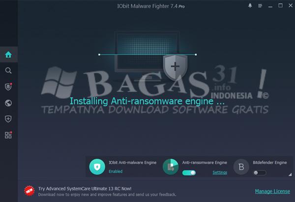IObit Malware Fighter Pro 7.4 Full Version